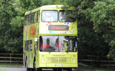 The Play Bus Cheshire 5