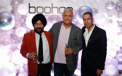 Billionaire Owner of Boohoo Mahmud Kamani