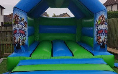Jumping J's Bouncy Castle Hire  3