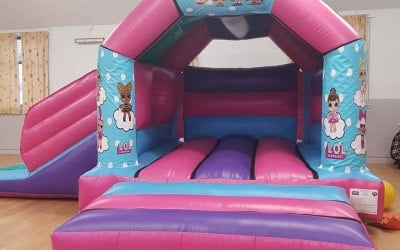 Jumping J's Bouncy Castle Hire  2