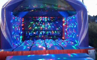 Jumping J's Bouncy Castle Hire  1