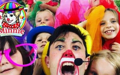 Minnie The Clown Parties 3