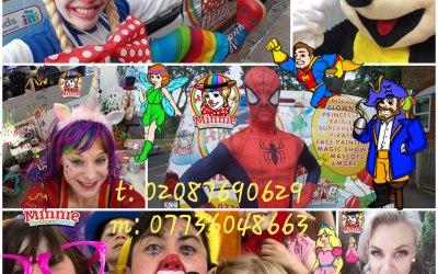 Minnie The Clown Parties 5