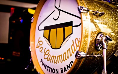 Go Commando Wedding Band 1