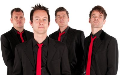 The A Listers 4 Piece band