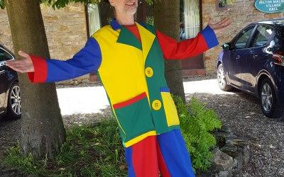 Mr Crumble Children's Entertainer 4