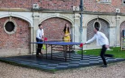 Table Tennis and Sports Table Hire