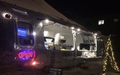 Airstream in action