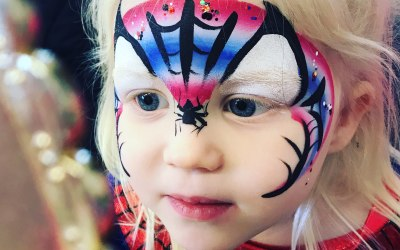 The Fairytale Face Painter 1