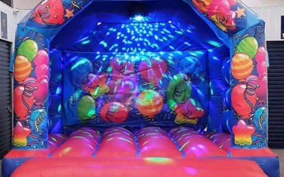 Kidaround Bouncy Castle Hire 8