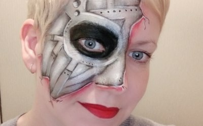 Gigglemugs! Face and Body Painting 1