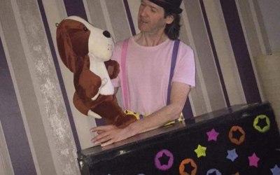 Snobit my mischievious puppet.