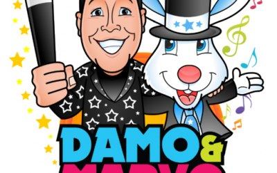Damo & Marvo - The Family Entertainers 4