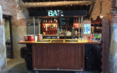 Great Bar in a Barn