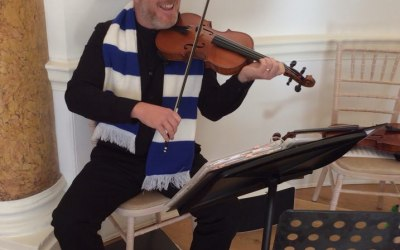 Richard Toomer - Wedding and Events Violinist and Pianist 8