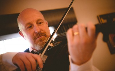 Richard Toomer - Wedding and Events Violinist and Pianist 1