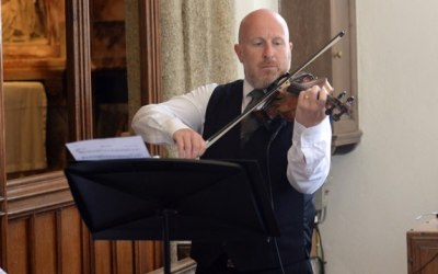 Richard Toomer - Wedding and Events Violinist and Pianist 9