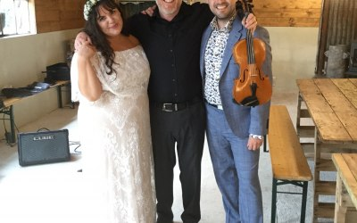 Richard Toomer - Wedding and Events Violinist and Pianist 5