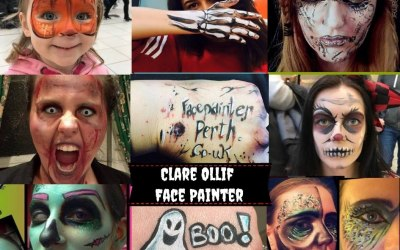 Halloween and SFX Face Painting