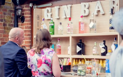 Pop up Gin Bar