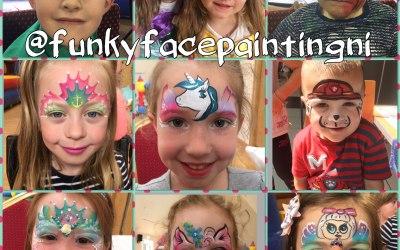 Funky Facepainting 1