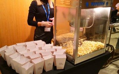 Estee Lauder Popcorn