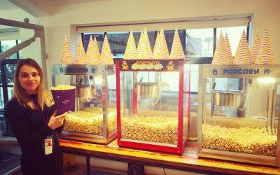 Popcorn Corporate Event