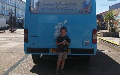 Buttercup Vintage Ice Cream Van 5