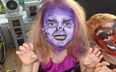Let Me Paint Your Face 2