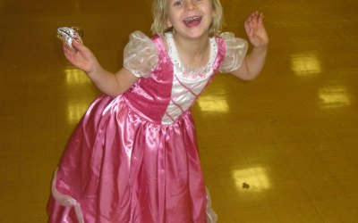 princess themed kids party
