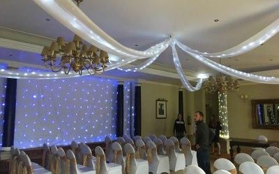 LED Fairy Light Canopies