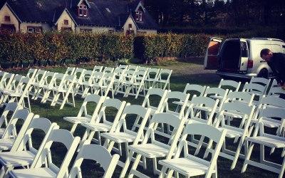White Chair Hire