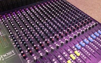 Greenroom Audio 4