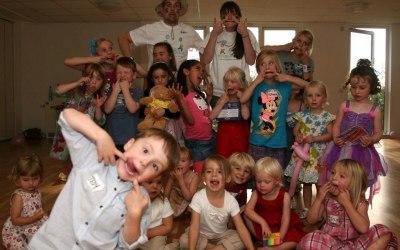 Little Rascals Parties 5