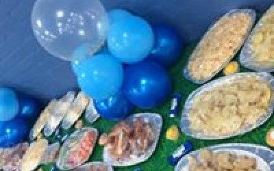 Joint children's birthday party