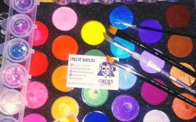Colour expplosion
