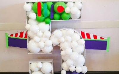 Balloons & Ribbons 5