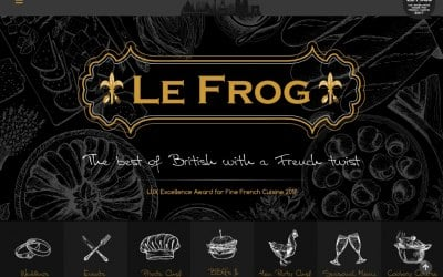 Le Frog Catering 1