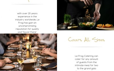 Le Frog Catering 3
