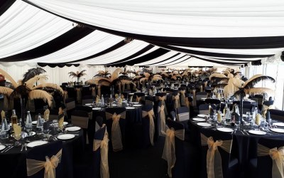 Venue Styling For 600 Guests At Haven Holidays