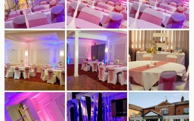 Wedding and Event Mood Uplighting