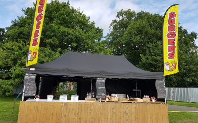 Festival Catering!