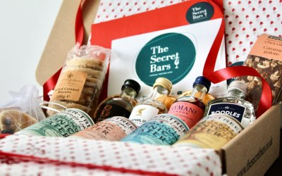 The Secret Bars - Virtual Gin Tasting Kits