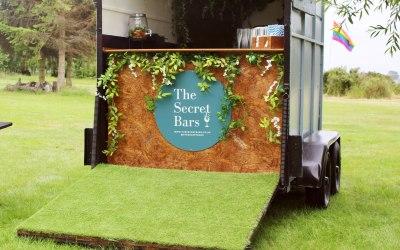 The Secret Bars - Horse box