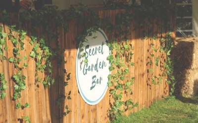 The Secret Bars - Secret Garden Bar