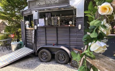 The Pour Horse Mobile Bar 1