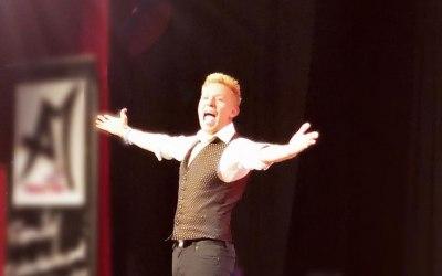Robbie James Entertainments  5