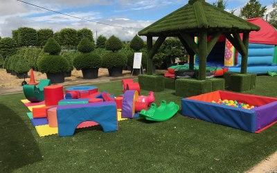 Jump Around Bouncy Castles 3