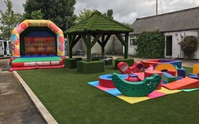 Jump Around Bouncy Castles 1