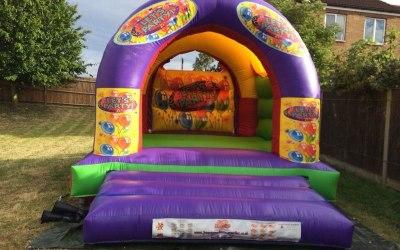 Jump Around Bouncy Castles 5